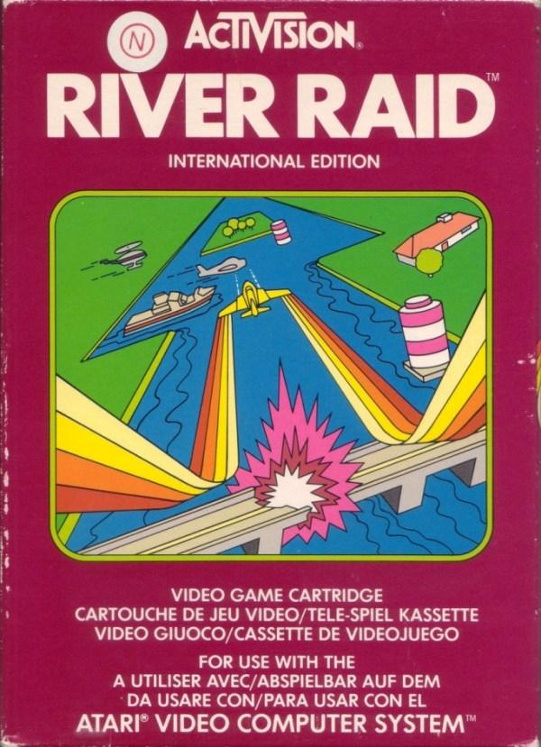 River Raid Boxes
